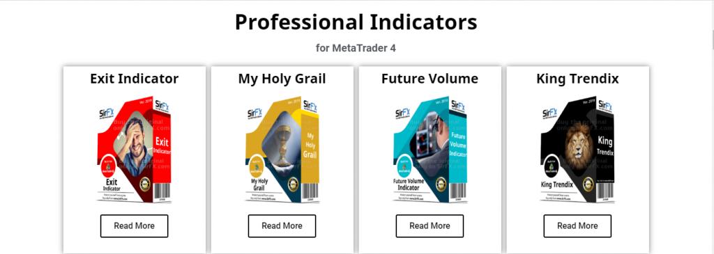 SirFX Indicator Review