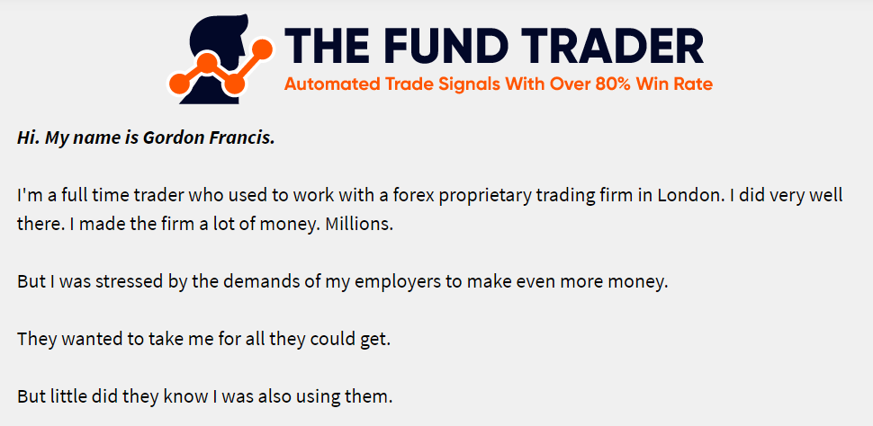 The Fund Trader EA