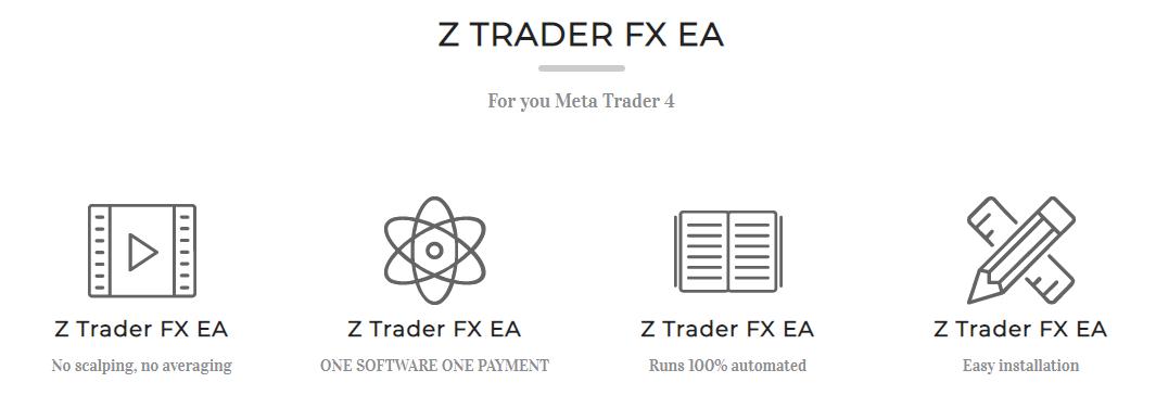 Z Trader FX EA Strategy