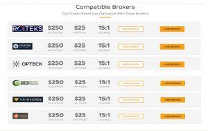 Crypto Robot Brokers