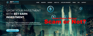 Bet Earn Review.