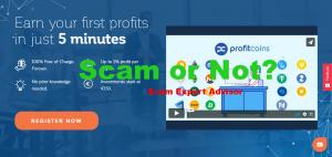 Profitcoins Review.