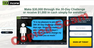 30K income Review