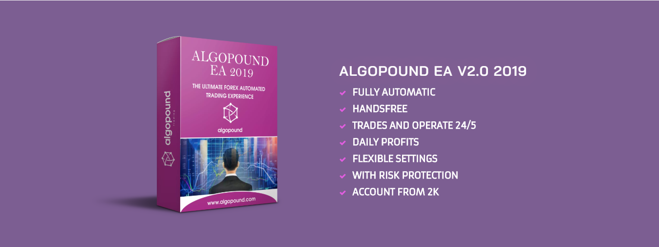 AlgoPound EA Vl.1 Review