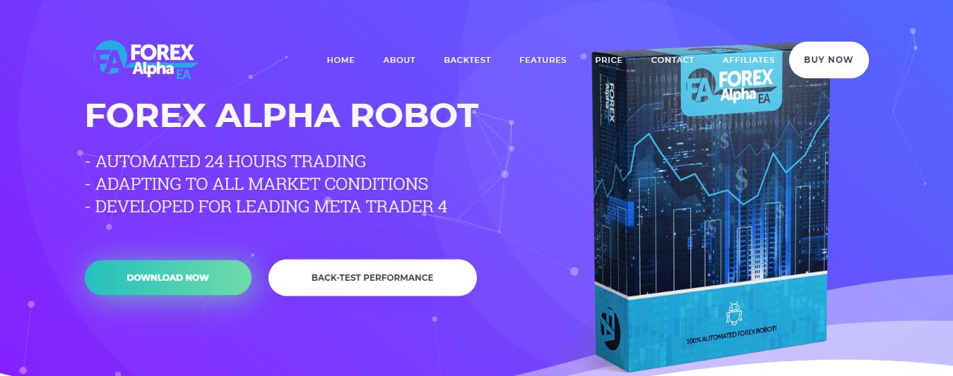 Forex Alpha EA Review
