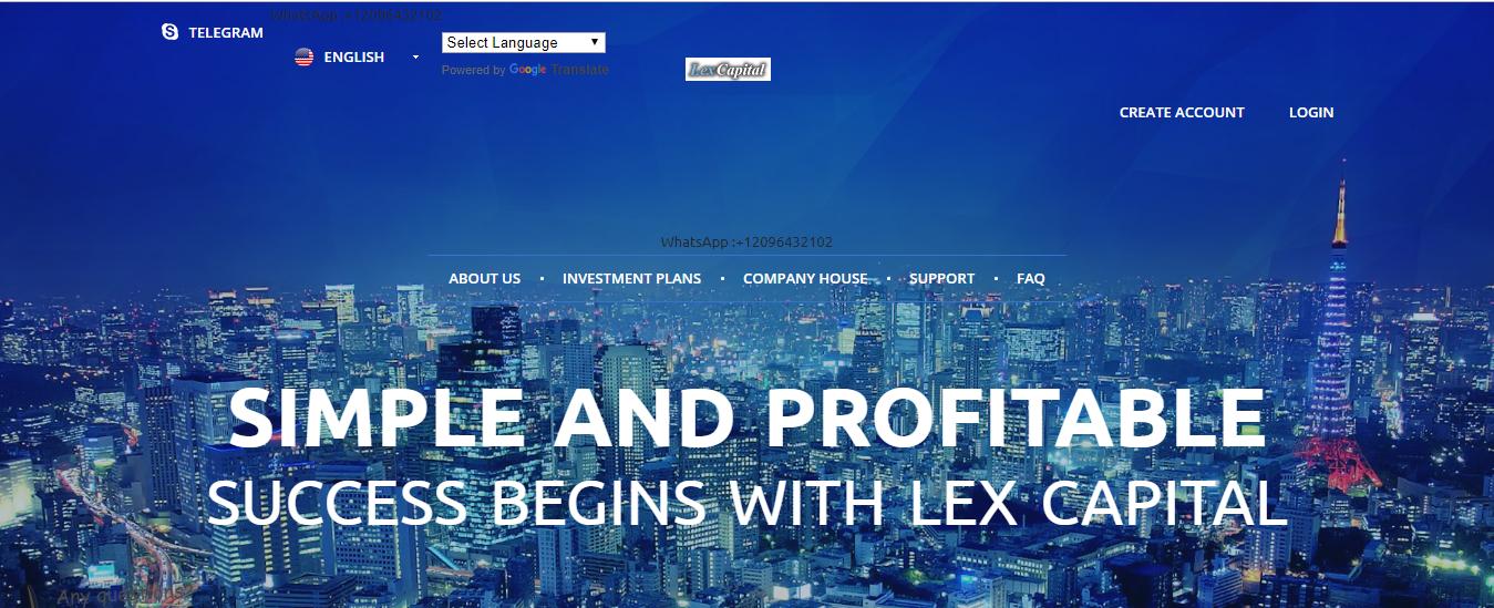 Lex Capital Review