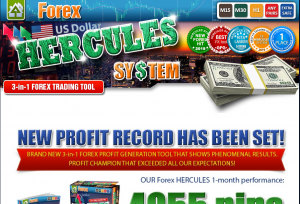 Forex Hercules System Review