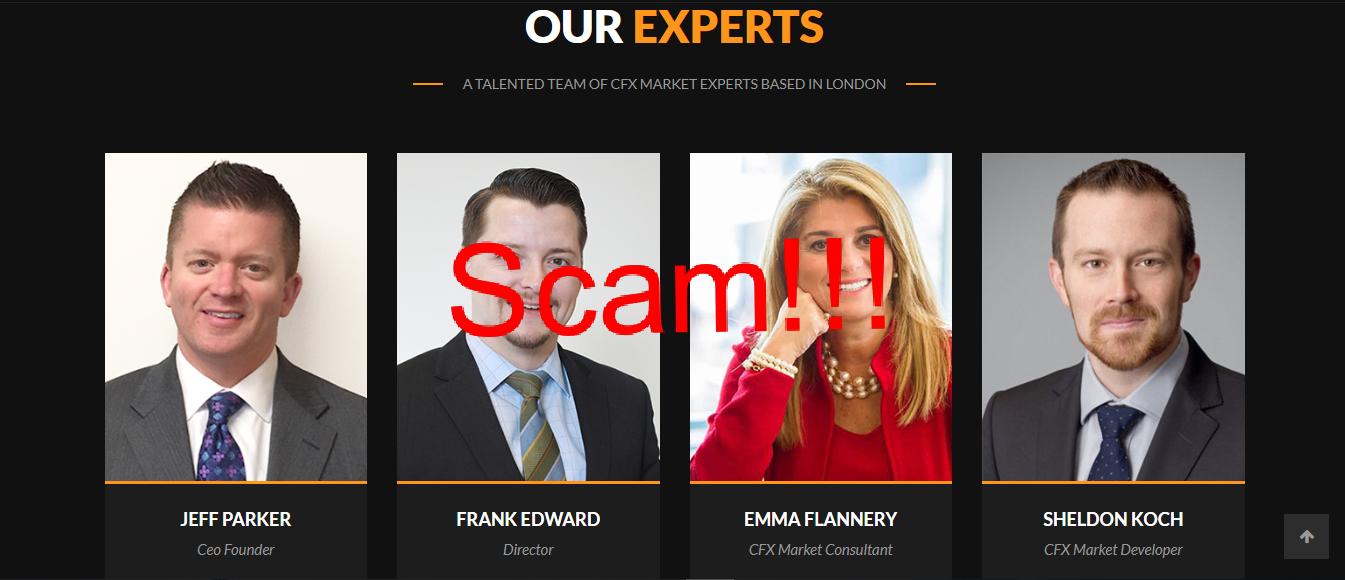 Capital Forex Market Scam