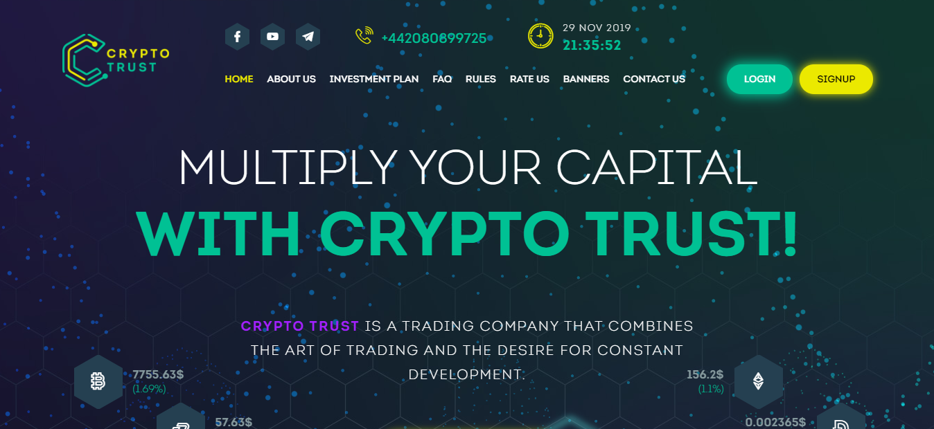 crypto trust review
