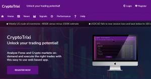 Crypto Trixi Scam Review