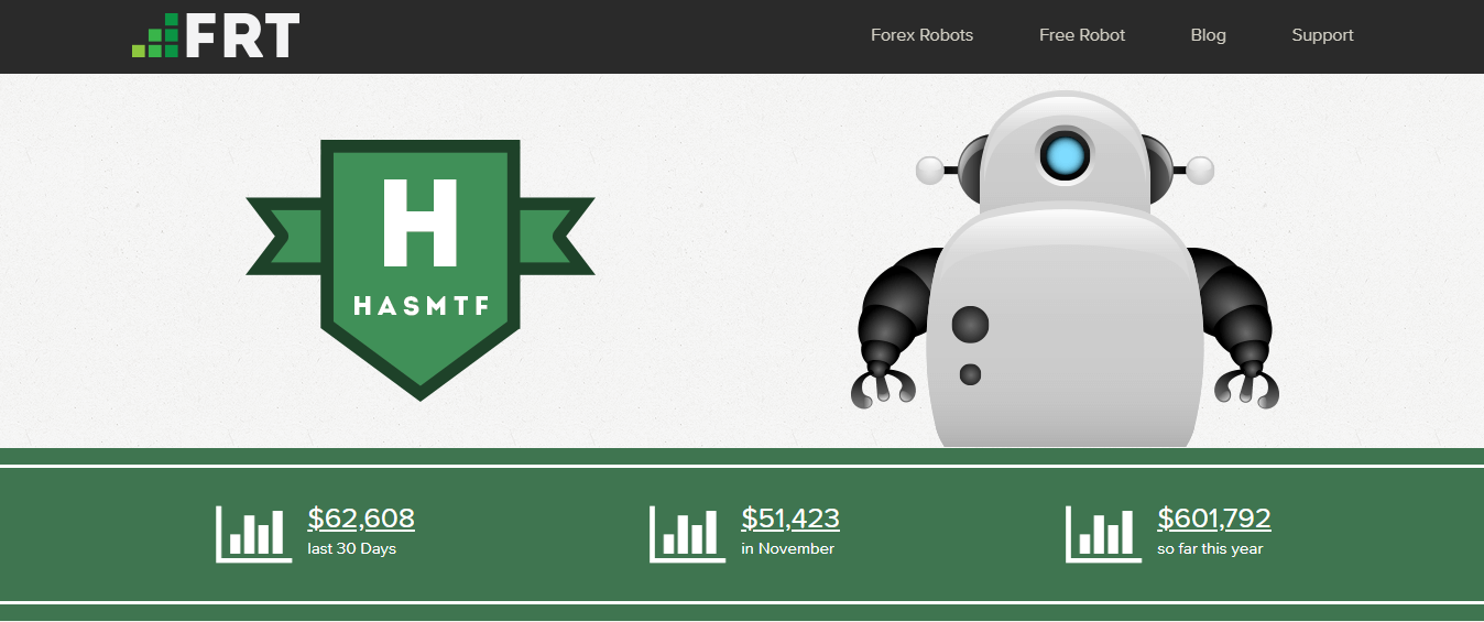 HAS MTF Forex Robot Review
