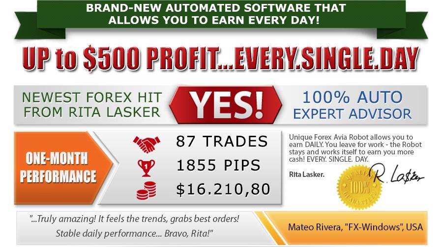 Forex Avia Robot Review