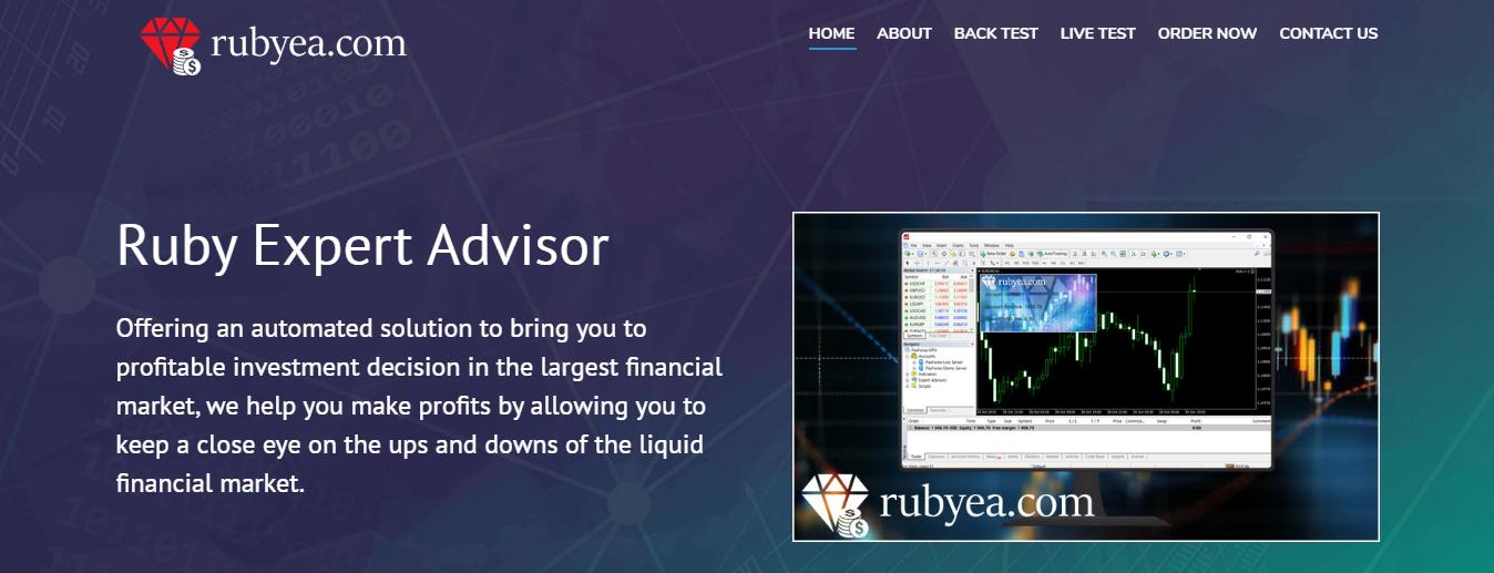 Ruby Expert Advisor Review