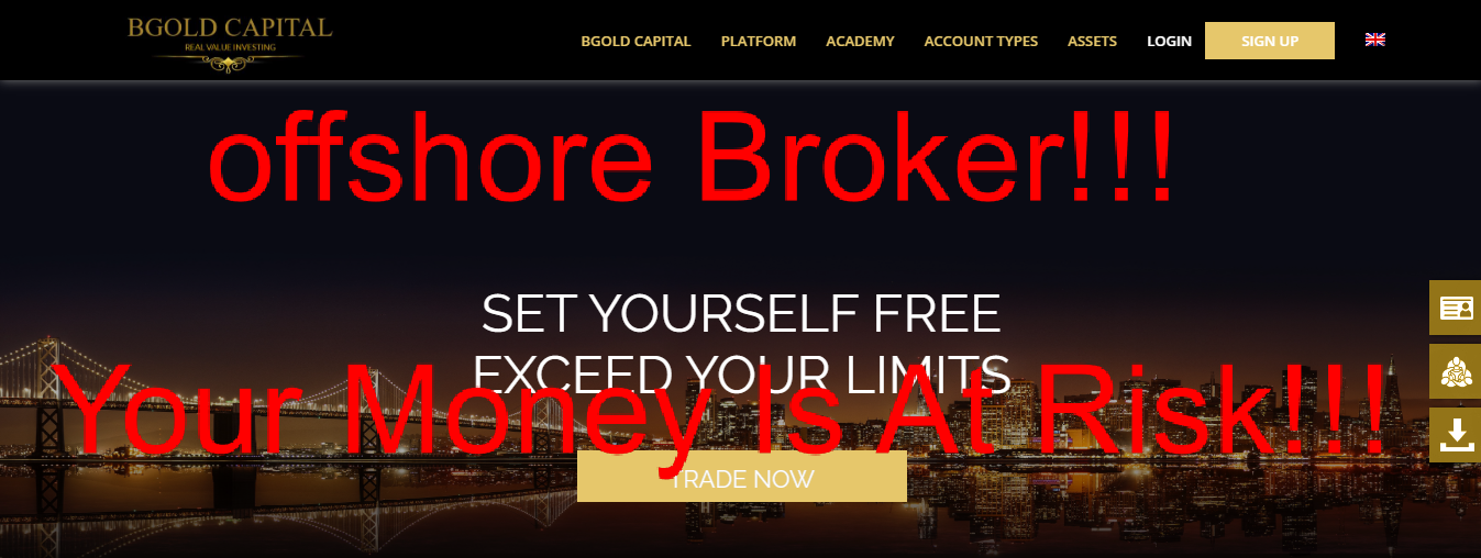 BGold Capital Review