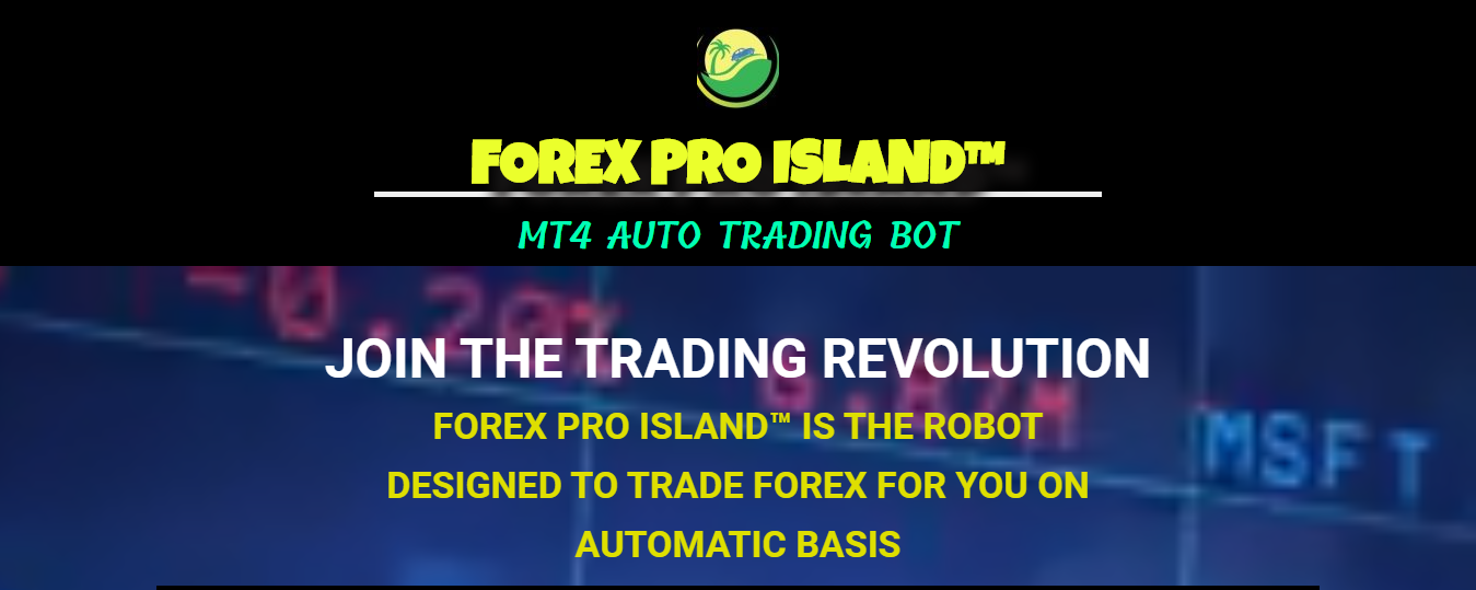 Forex Pro Island Review.