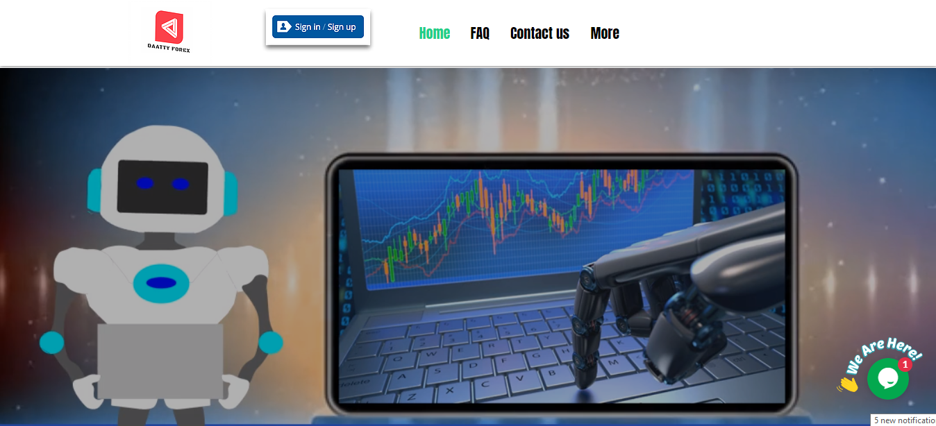 Daatty Forex EA Review