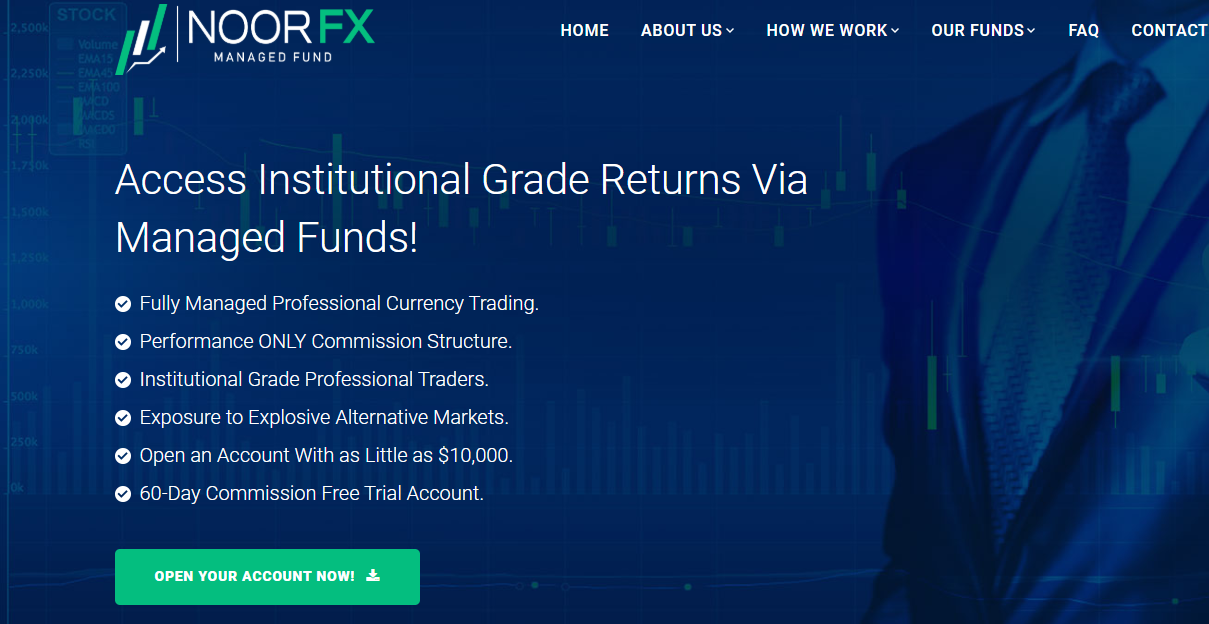 Noor FX Managed Fund Review
