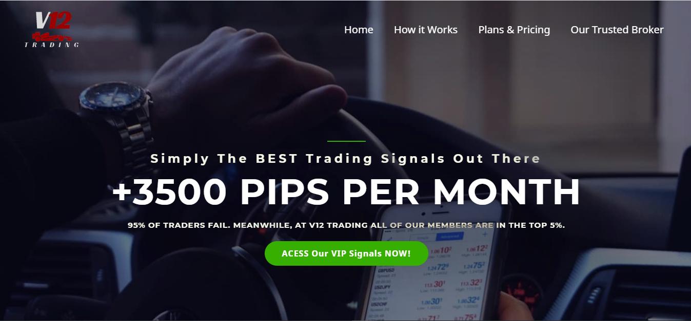 V12 Trading Review