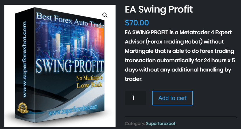 Super Forex Bot Strategy