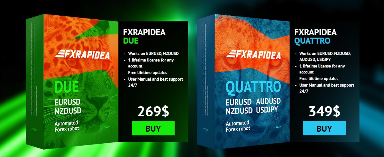FX Rapid EA Packages