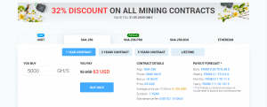 Mining Calculator
