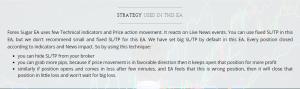 Forex Sugar Strategy