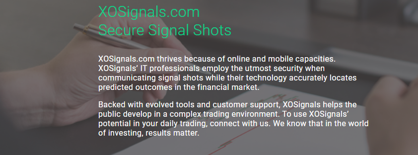 XO Signals Strategy