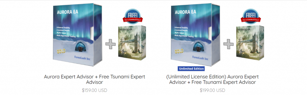 Forex Lush License Editions