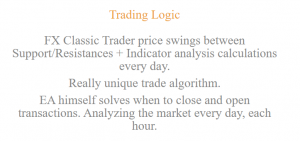 FX Classic Trader Strategy