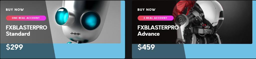 FX Blaster Pro EA Pricing