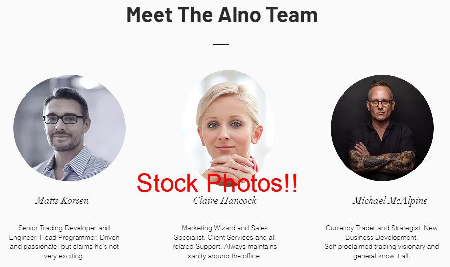 Alno Trade Team