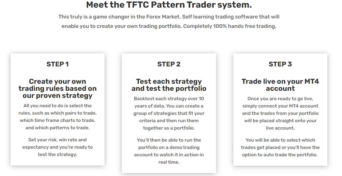 TFTC模式交易者机器人评论