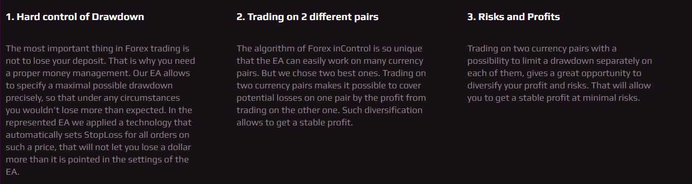 Forex InControl Reborn Strategy