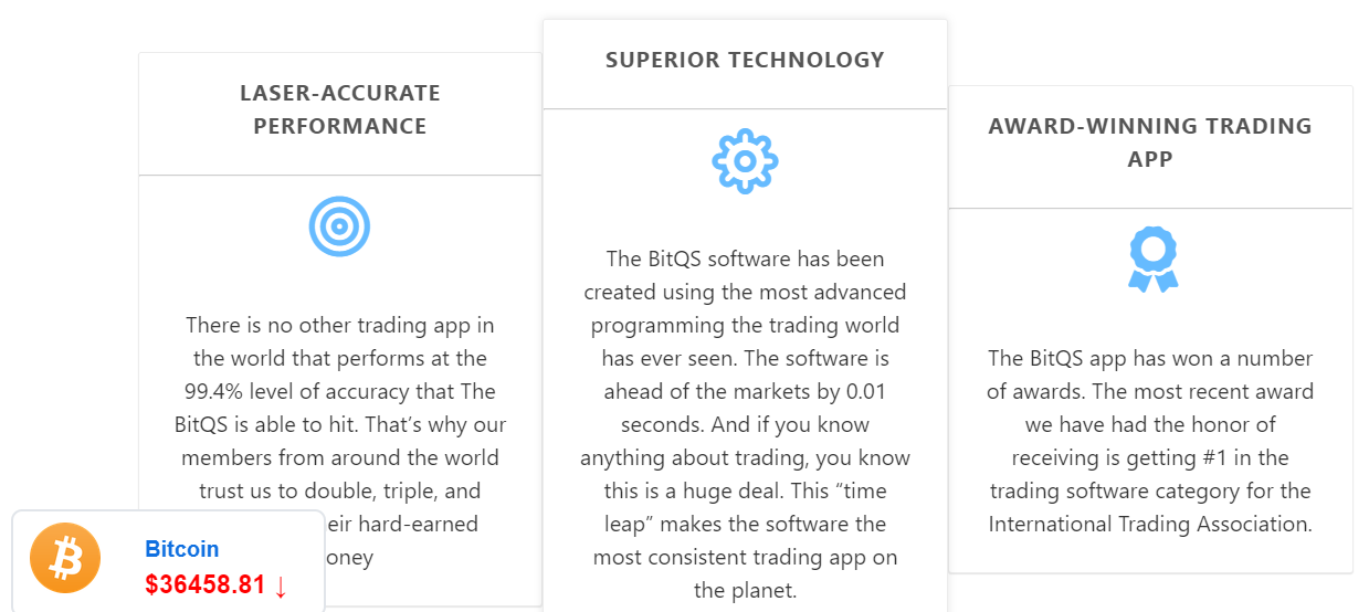 BitQS Software