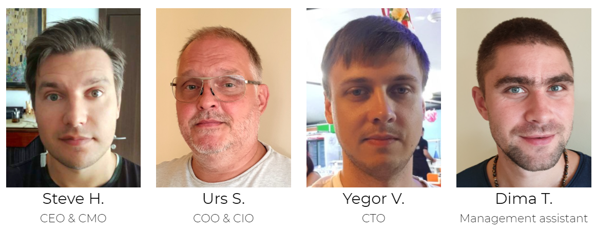 YieldNodes Founders