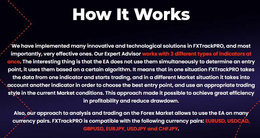FX Track Pro Strategy